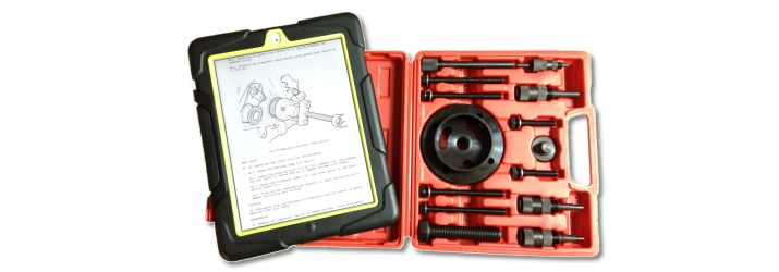 Special Tools and Test Equipment ST&TE